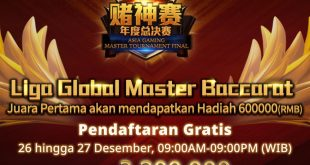 liga global master baccarat asia gaming bandar36