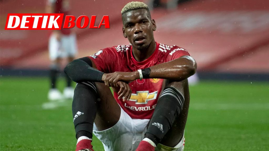 Paul Pogba Pemain Manchester United